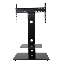 "AVF FSL700LEB-A Floor Stand with Mount for TVs 32""- 55"""