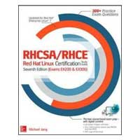 McGraw-Hill RHCSA/RHCE Red Hat Linux Certification Study Guide:(Exams EX200 & EX300), 7th Edition