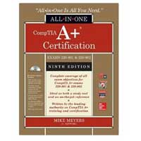 McGraw-Hill CompTIA A+ Certification All-in-One Exam Guide: (Exams 220-901 & 220-902), 9th Edition