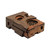 C4Labs Pi Borg Plus Raspberry Pi B/2B Case - Wood