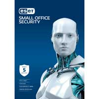 ESET Small Office Security - 5 Devices (PC/Mac + 1 File Server)