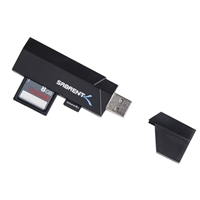 Sabrent SuperSpeed USB 3.0 Flash Memory Card Reader