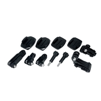 ACTIVEON Various Mounts for ACTIVEON Action Cameras