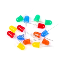 Evil Mad Science Gumdrop LED Assortment - 15 Piece