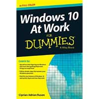 Wiley Windows 10 At Work For Dummies
