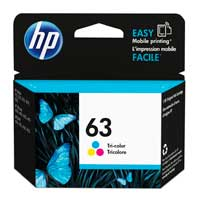 HP 63 | Ink Cartridge | Tri-color | F6U61AN