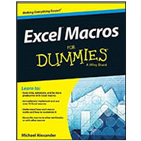 Wiley Excel Macros For Dummies