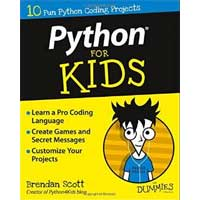 Wiley Python For Kids For Dummies