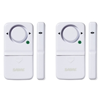 Sabre Security Door & Window Alarm 2pk