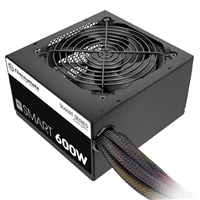 Thermaltake 600 Watt 80 Plus ATX Power Supply