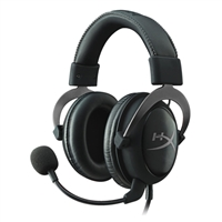 HyperX Cloud II Wired Gaming Headset w/ 7.1 Virtual surround sound