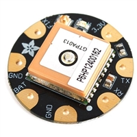 Adafruit Industries Flora Wearable Ultimate GPS Module