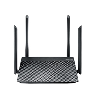 ASUS RT-AC1200 AC1200 Dual Band Wireless AC Router
