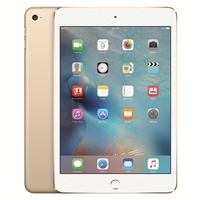 Apple iPad mini 4 (128GB, Wi-Fi Only, Gold)