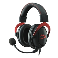 HyperX Cloud II Gaming Headset - Red