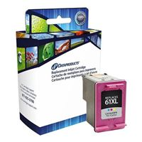 Dataproducts Remanufactured HP 61XL Tri-color Ink Cartridge