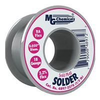 "MG Chemicals Sn60 / Pb40 Leaded Solder - 0.05"" Spool"