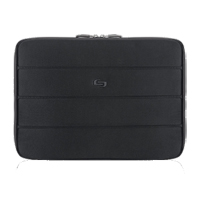 "SOLO Bond Laptop Sleeve Fits Screens up to 13"" - Black"