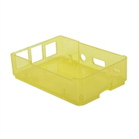 Adafruit Industries Raspberry Pi 2/B Case Base - Yellow