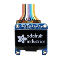 "Adafruit Industries Monochrome 1.3"" 128x64 OLED Graphic Display"
