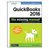 O'Reilly QuickBooks 2016: The Missing Manual