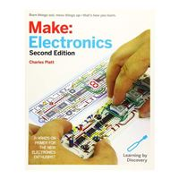 O'Reilly Maker Shed Make: Electronics: Learning Through Discovery, 2nd Edition