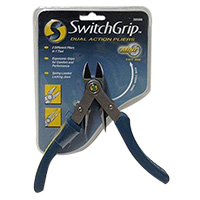 Allied International Mini Switchgrip Dual Jaw Pliers