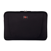 "Swiss Gear Beta Laptop Sleeve Fits Screens up to 14"" - Black"