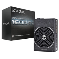 EVGA SuperNOVA 1600 P2 1600 Watt 80 Plus Platinum ATX Fully Modular Power Supply