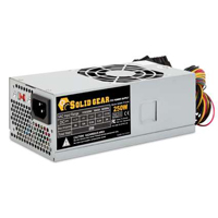 Solid Gear 250 Watt TFX Non-Modular Power Supply