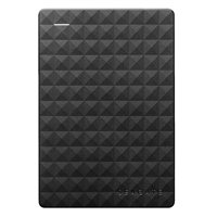 "Seagate Expansion 4TB USB 3.1 (Gen 1 Type-A) 2.5"" Portable External Hard Drive - Black"