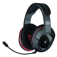 Turtle Beach Ear Force Stealth 450 Surround Sound Gaming Headset - Black