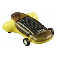 OWI Robotics Mini Solar Racing Car Kit
