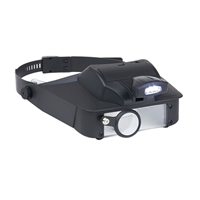 Carson Optical LUMIVISOR HEAD VISOR LED