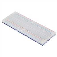 Eclipse Enterprise Round Hole Breadboard - 840 Tie Points