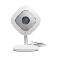 Arlo Q – Wired, 1080p HD Security Camera | Night vision, Indoor only, 2-Way Audio | Cloud Storage Included | Works with Alexa (VMC3040)