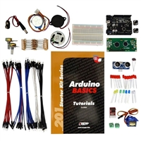 Leo Sales Ltd. 201 Arduino Basics Kit
