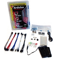 Leo Sales Ltd. Arduino Basics Starter Kit Includes Arduino UNO