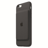 Apple Smart Battery Case for iPhone 6S - Charcoal Gray