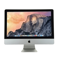 "Apple iMac MD093LL/A 21.5"" All-in-One Desktop Computer Pre-Owned"