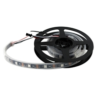 Adafruit Industries NeoPixel Digital RGB LED Strip - Black 30 LED