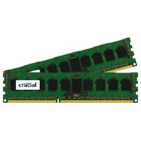 Crucial 8GB 2 x 4GB DDR3-1600 PC3-12800 CL11 Dual Channel Desktop Memory Kit
