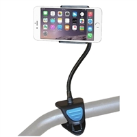 In Your Face Viewbase Plus Grip Clip Clamp Phone Mount - Black
