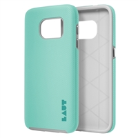 Laut Official - Shield Double Layer Protective Hard Back Case for Samsung Galaxy S7 (Mint)
