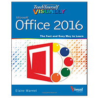 Wiley Teach Yourself Visually Office 2016