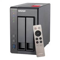 QNAP 251 Plus Turbo 2-Bay NAS