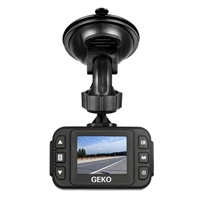 Geko E1008P Full HD 1080p Dash Cam