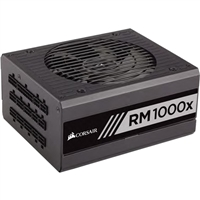Corsair RMX Series RM1000x 1000 Watt 80 Plus Gold ATX Fully Modular Power Supply