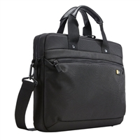 "Case Logic Bryker Laptop Briefcase Screens up to 13.3"" - Black"