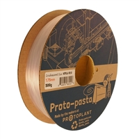 Proto-Pasta 1.75mm High Temperature Irridescent Ice PLA 3D Printer Filament - 0.5kg Spool (1.1 lbs)